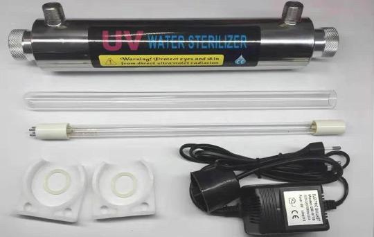 水处理紫外线消毒器